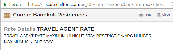 Hilton Booking Tokyo Bay Using Pr13cb Corporate Benefits Employee Offer